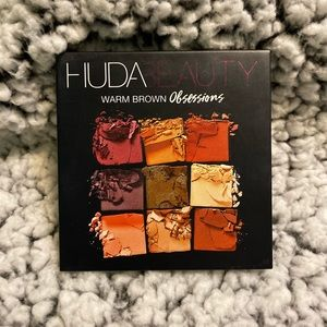 Huda Beauty: Warm Brown Obsessions